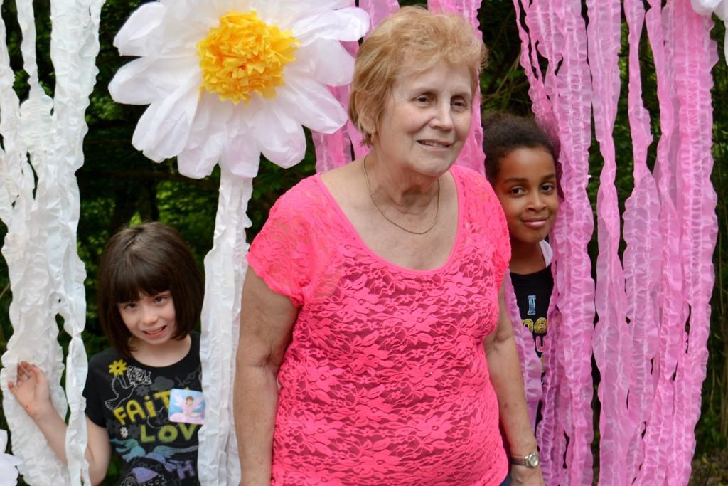 bloom grandma and girls